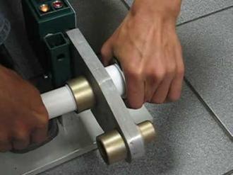Соединение труб методом сварки