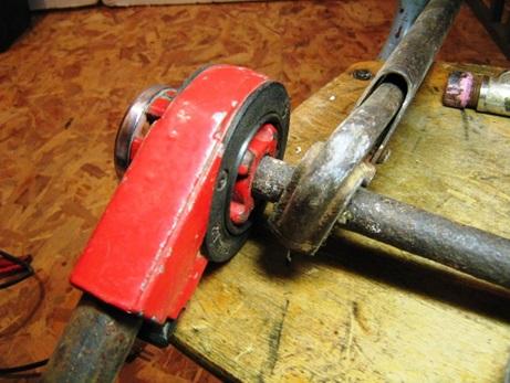 Нить для герметизации резьбы