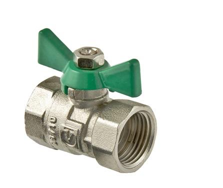 Вентиль для водопровода с внутренней резьбой