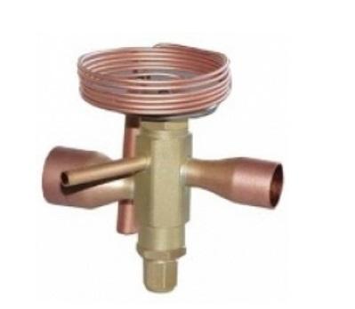 Устройство для терморегуляции с внешним выравниванием давления