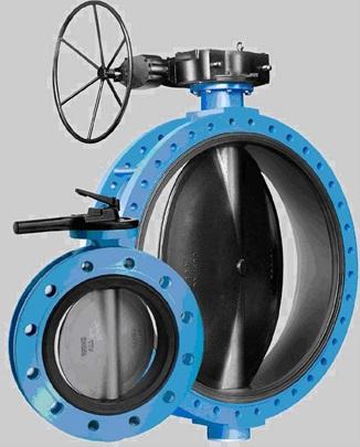 Разновидность запорной арматуры для трубопровода