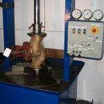Как провести испытания запорной арматуры трубопровода
