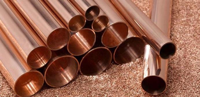 Трубы для различных систем, изготовленные из меди
