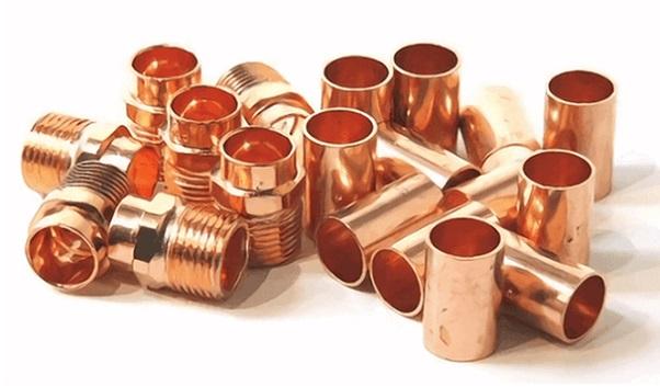 Устройства для сборки трубопроводов из медных труб