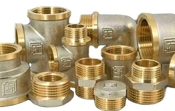 Простейшие соединительные элементы для трубопровода