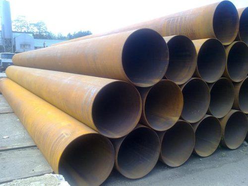 Электросварные трубы из стали