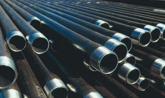 Стальные трубы для обустройства водопровода