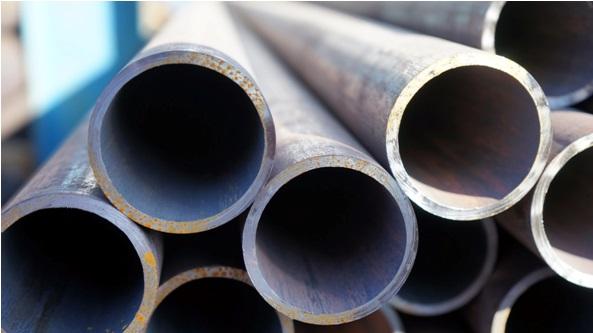 Трубы из стали, изготовленные с помощью пресса