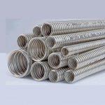 В каких сферах применяются стальные гофрированные трубы, как их выбрать и установить