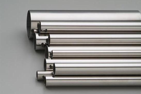 Стальные трубы, изготовленные из нержавеющей стали