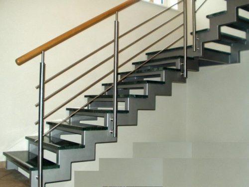 Простейшая межэтажная лестница