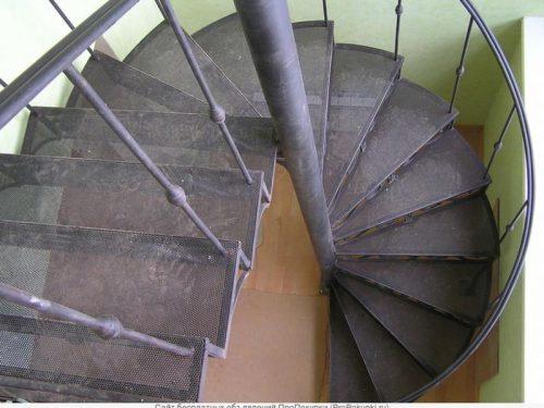 Конструкция, выполненная в форме круга