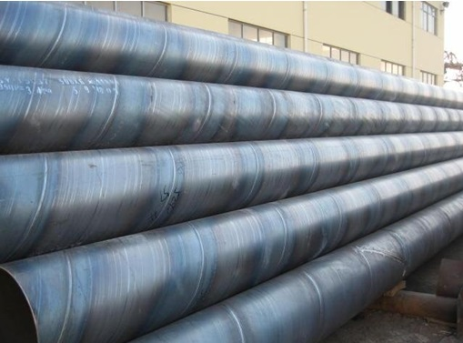 Трубы из стали со спиральным швом