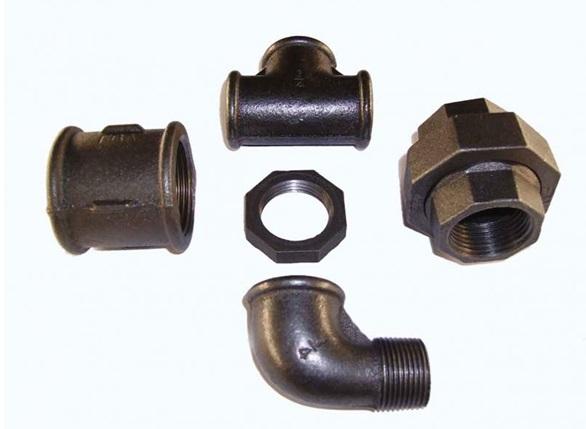 Чугунные соединительные элементы для труб