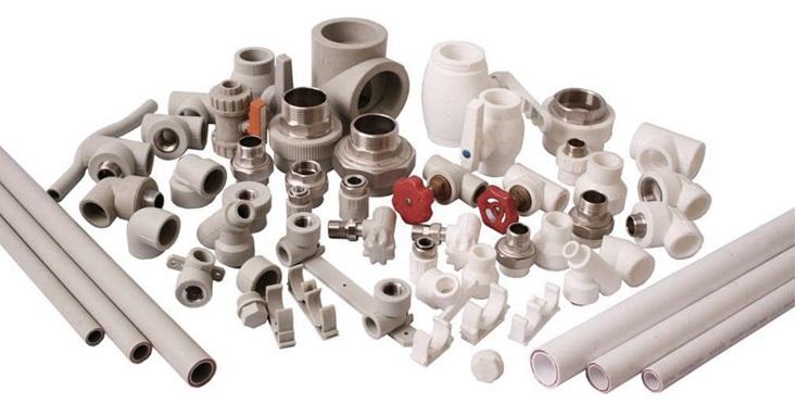 Соединительные элементы для полипропиленовых труб