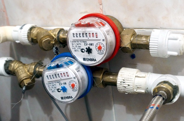 Индивидуальные приборы учета воды
