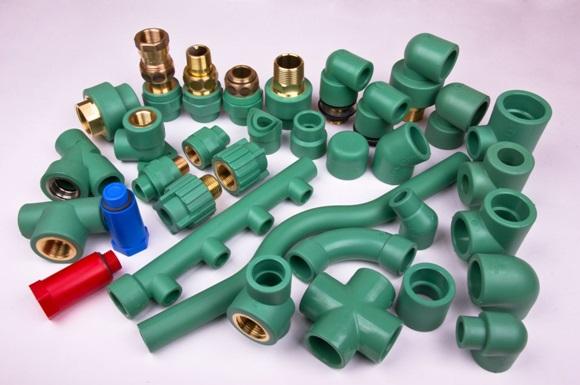 Фитинги для сварки пластиковых труб