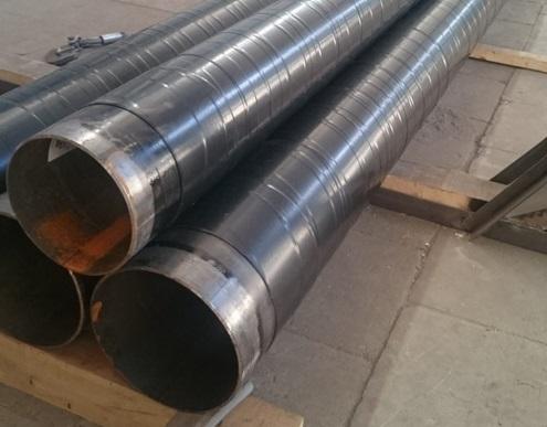 Трубы стальные с ВУС изоляцией
