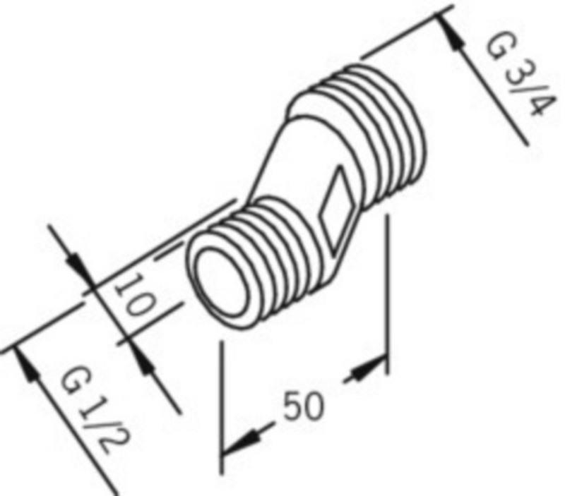 Эксцентрик со стандартными параметрами