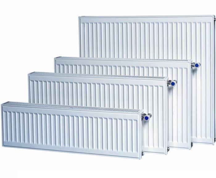 Стальные радиаторы для отопительной системы