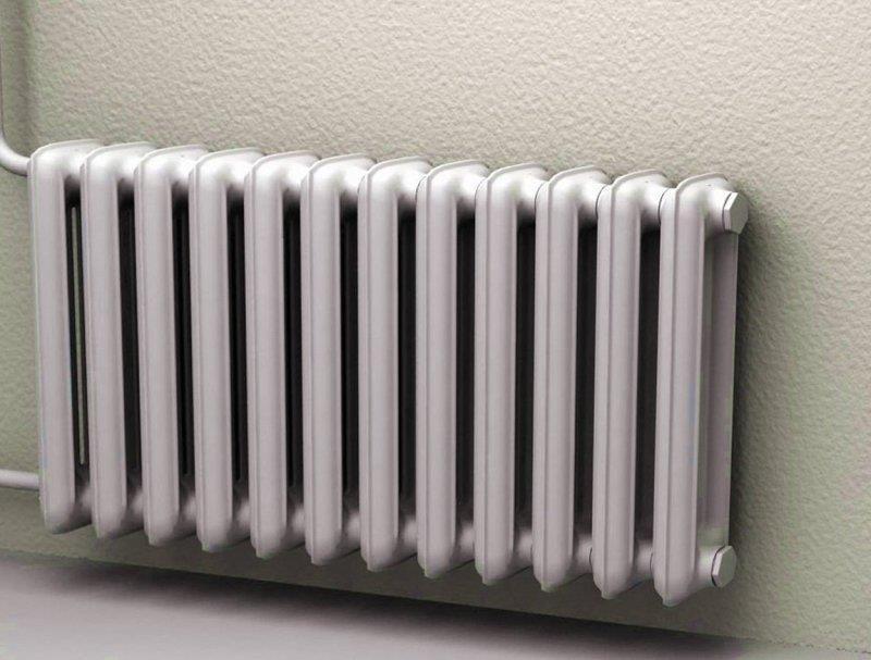 Батарея для системы отопления из чугуна