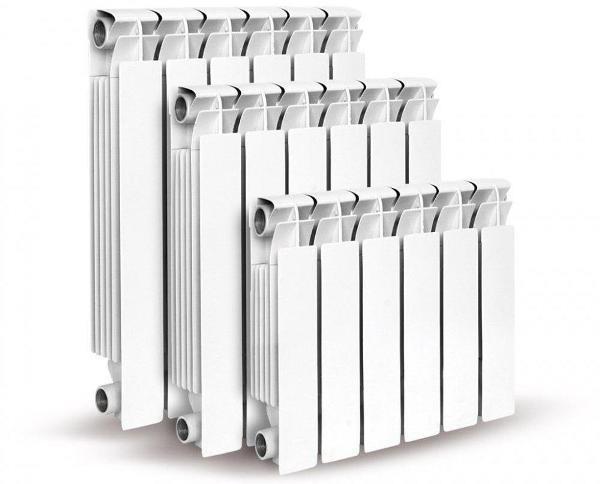 Алюминиевые батареи для системы отопления