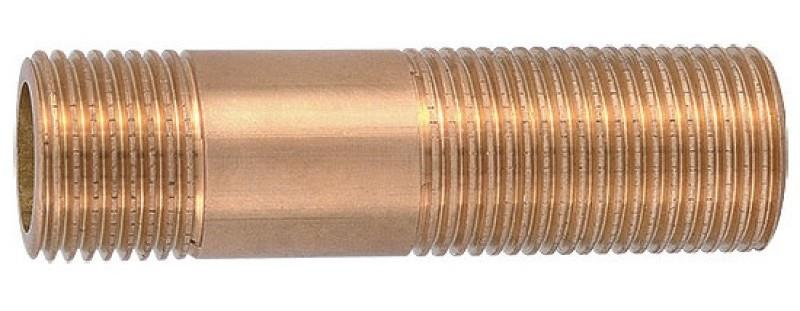 Латунный сгон для трубопроводов