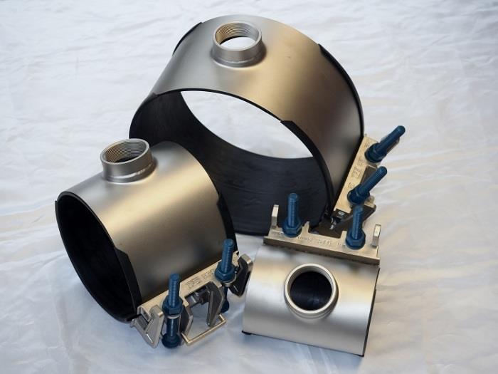 Устройства для разветвления трубопроводной системы
