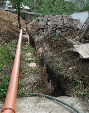 наружные канализационные трубы пвх