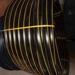 Труба полиэтиленовая газовая: достоинства, технические характеристики и правила монтажа