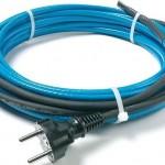 Саморегулирующийся кабель для труб: устройство и особенности монтажа