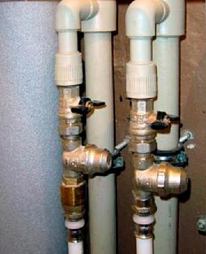 какой диаметр труб для водоснабжения