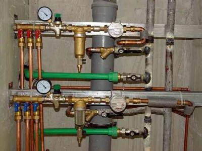 медные трубы для водопровода