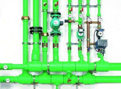 замена труб водоснабжения