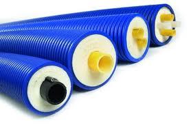 трубы пластиковые утепленные