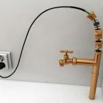 Греющий кабель внутри трубы: устройство и монтаж