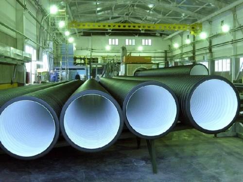 трубы канализации полиэтиленовые высокой плотности