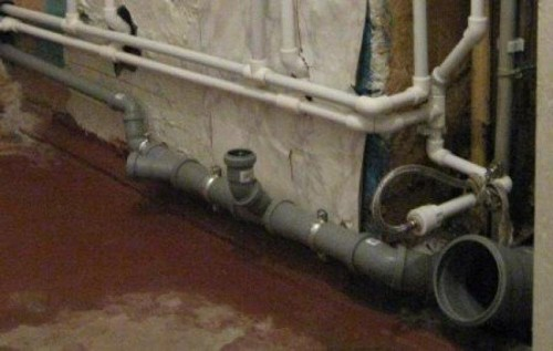 выбор материала труб для канализации