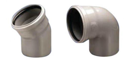 фитинги для пвх труб канализации