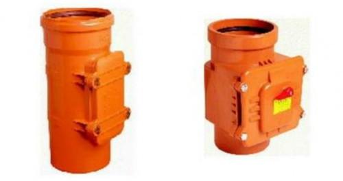 ревизия для канализационных труб