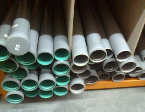 труба канализационная пластиковая