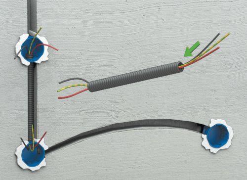 труба пвх для кабеля