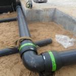 Как применяются трубы ПНД для водопровода