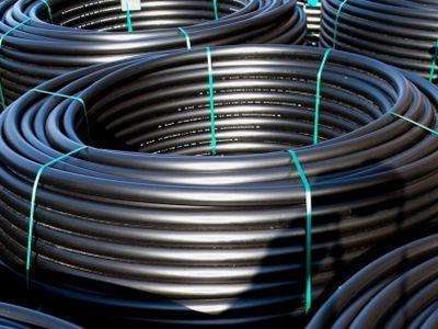 водопроводные трубы пнд