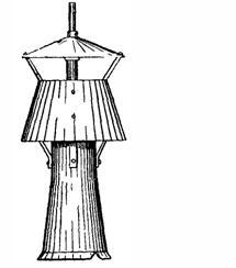 Схематичное изображение дефлектора Григоровича
