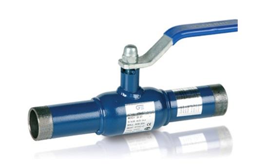 Водопроводный вентиль, устанавливаемый методом сварки