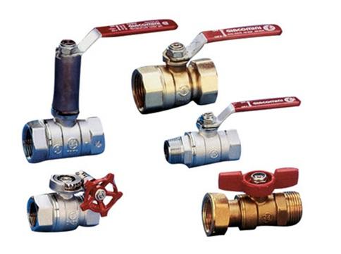 Водопроводный вентиль для ограничения водоснабжения