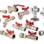 Выбор и монтаж запорной арматуры для водопровода