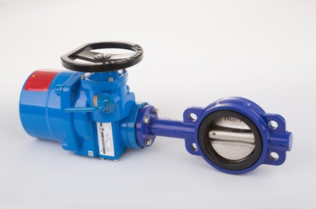 Арматура для быстрого перекрытия воды в трубопроводе