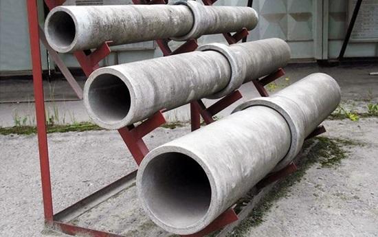 Асбестовые трубы различных диаметров